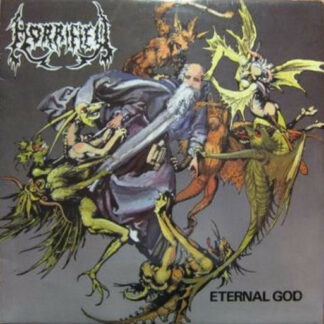 HORRIFIED – Eternal God / Prophecy of Gore LP