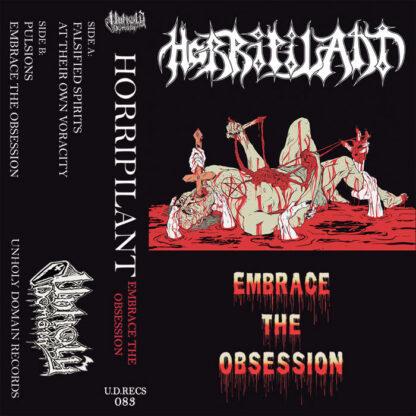 HORRIPILANT - Embrace The Obsession CASSETTE