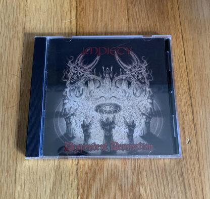 IMPIETY - Despondent Damnation MCD