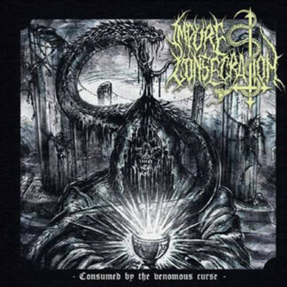 IMPURE CONSECRATION – Consumed By The Venomous Curse MCD