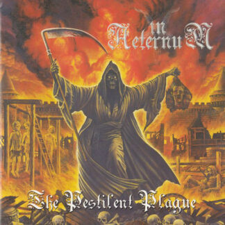 IN AETERNUM - The Pestilent Plague PICT.LP