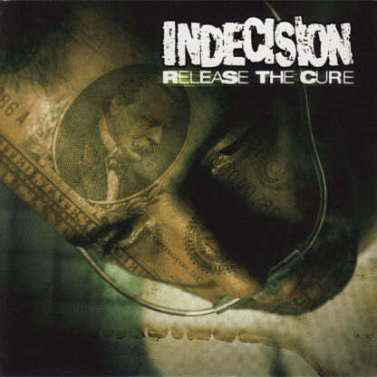 INDECISION - Release The Cure LP