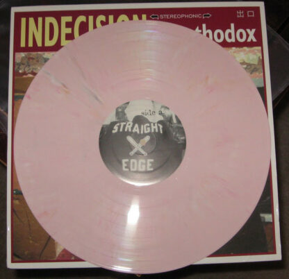 INDECISION - Unorthodox LP pink