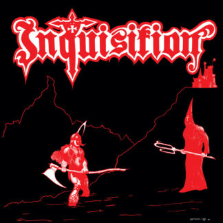 INQUISITION - Anxious Death Forever Under DLP