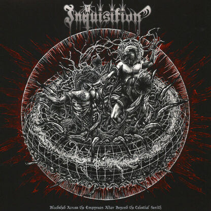INQUISITION - Bloodshed Across The Empyrean Altar Beyond The Celestial Zenith DLP