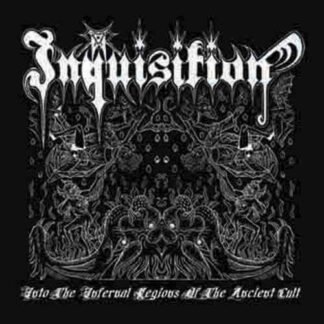 INQUISITION - Into The Infernal Regions Of The Ancient Cult DLP