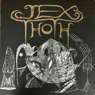JEX THOTH - Witness 12EP