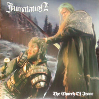 JUMALATION - The Church Of Isaac LP