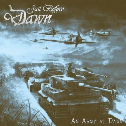 JUST BEFORE DAWN - An Army at Dawn CD