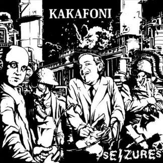 KAKAFONI – Seizures 7″EP