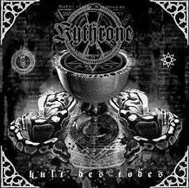 KYTHRONE - Kult Des Todes LP