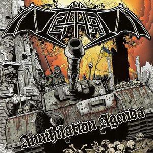 LETHAL - Annihilation Agenda LP