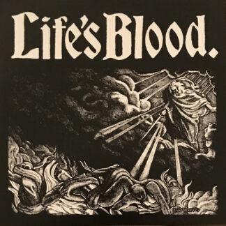 LIFES BLOOD - Hardcore A.D. 1988 LP