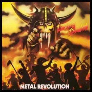 LIVING DEATH - Metal Revolution CD