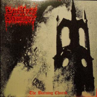 LUCIFER'S HAMMER - The Burning Church LP - 1