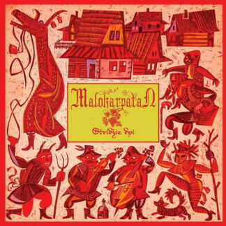 MALOKARPATAN - Stridžie Dni LP