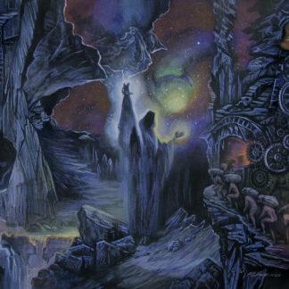 MAMMOTH GRINDER - Underworlds LP
