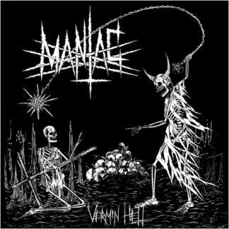 MANIAC – Vermin Hell LP