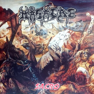 MASACRE - Sacro LP