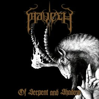MAVETH – Of Serpent and Shadow LP