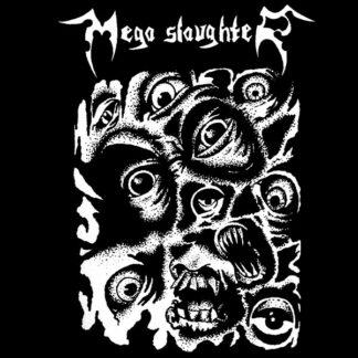 MEGASLAUGHTER - Death Remains – The Demos 1990-1991 LP