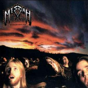 MESSIAH - Underground LP
