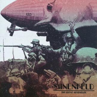 MINENFELD - The Great Adventure CD