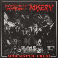MISERY / EXTINCTION OF MANKIND - Split LP