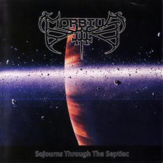 MORBIUS - Sojourns Through The Septiac CD