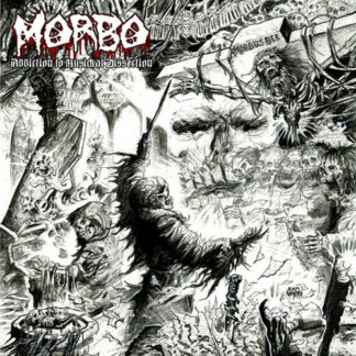 MORBO – Addiction to Musickal Dissection LP