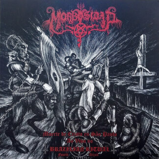 MORBOSIDAD - Muerte De Cristo En São Paulo LP