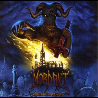 MORDANT – Black Evil Master 12″LP