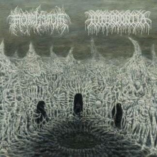 MORTIFERUM / HYPERDONTIA - Split 7EP