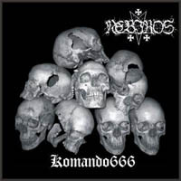 NEBIROS - Komando666 CD