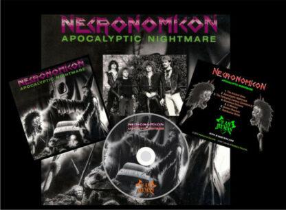 NECRONOMICON - Apocalyptic Nightmare CD 2