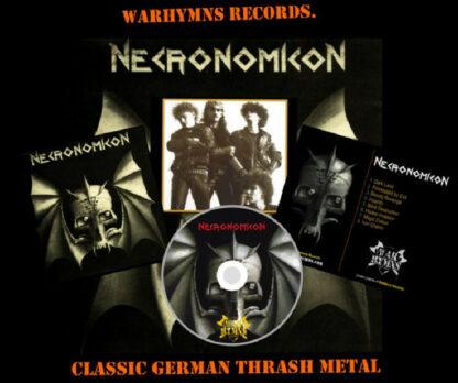 NECRONOMICON - Necronomicon CD 2