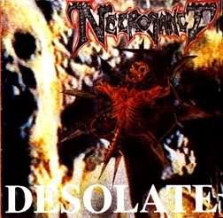 NECROSANCT – Desolate CD