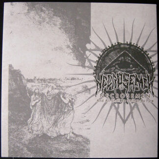 NECROSEMEN – And All Shall be Smitten by Fyre 12″MLP