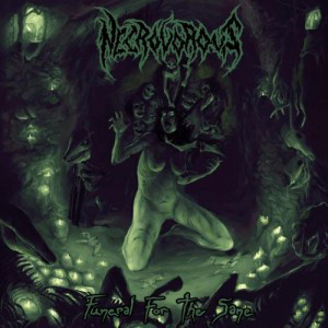 NECROVOROUS - Funeral for the Sane LP