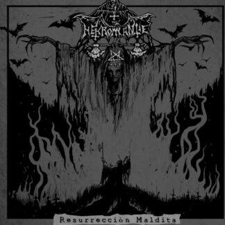 NEKROMANTIE - Resurrección Maldita CD