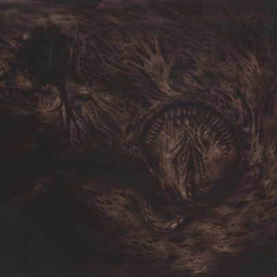 NIDSANG – Into The Womb Of Dissolving Flames LP