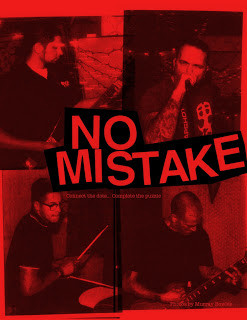 NO MISTAKE – Connect the Dots…Complete the Puzzle 7″EP