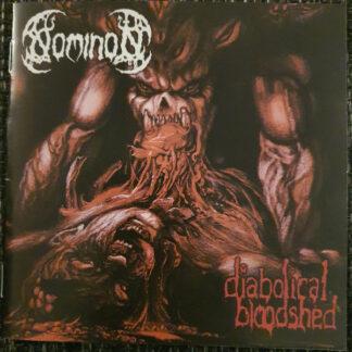 NOMINON - Diabolical Bloodshed CD