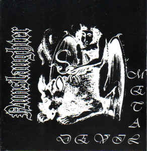 NUNSLAUGHTER - Devil Metal LP
