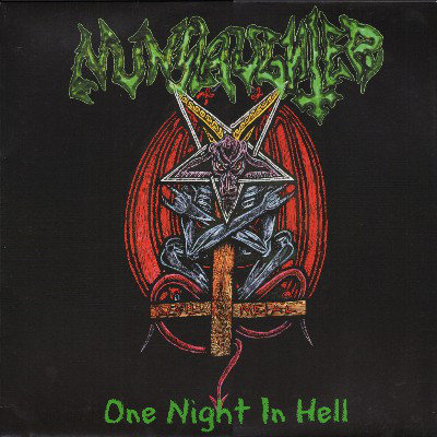 NUNSLAUGHTER - One Night In Hell LP