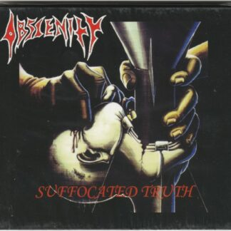 OBSCENITY - Suffocated Truth CD