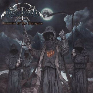 OBSESSÖR – Assassins Of The Pentagram CD