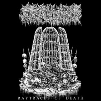 PERILAXE OCCLUSION - Raytraces of Death Cover MLP