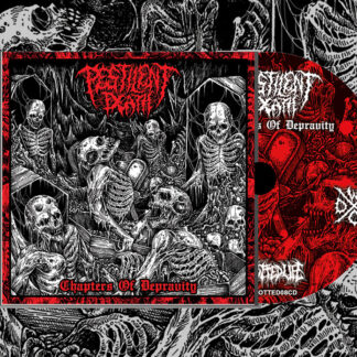PESTILENT DEATH – Chapters of Depravity CD