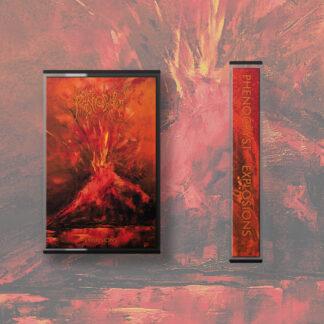 PHENOCRYST - Explosions CASSETTE